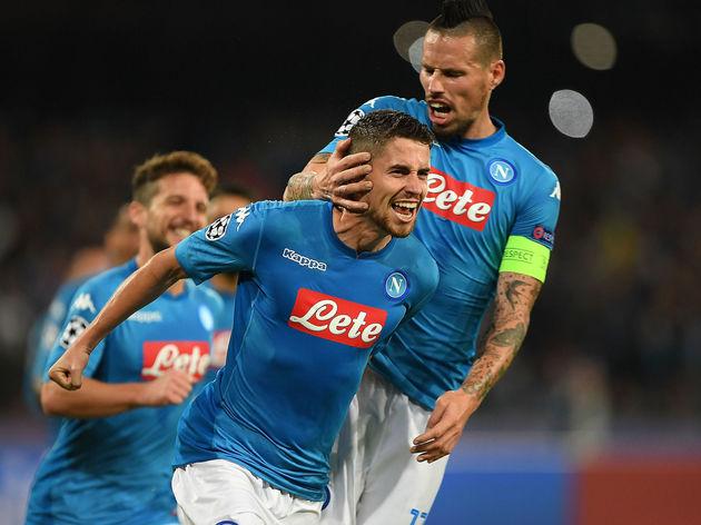 SSC Napoli v Manchester City - UEFA Champions League