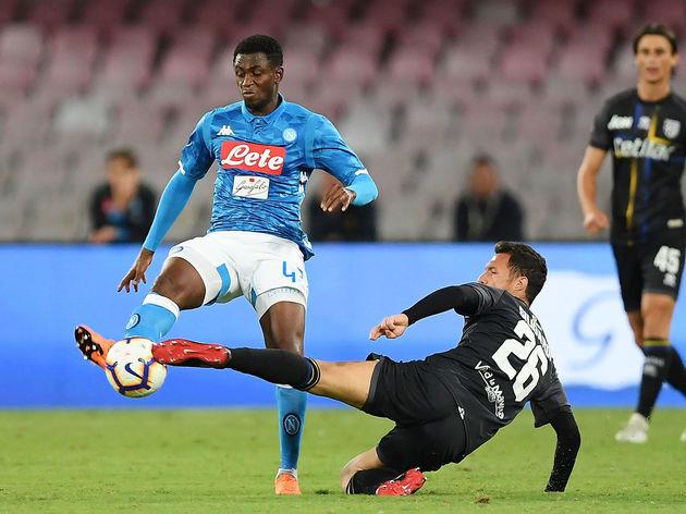 SSC Napoli v Parma Calcio - Serie A