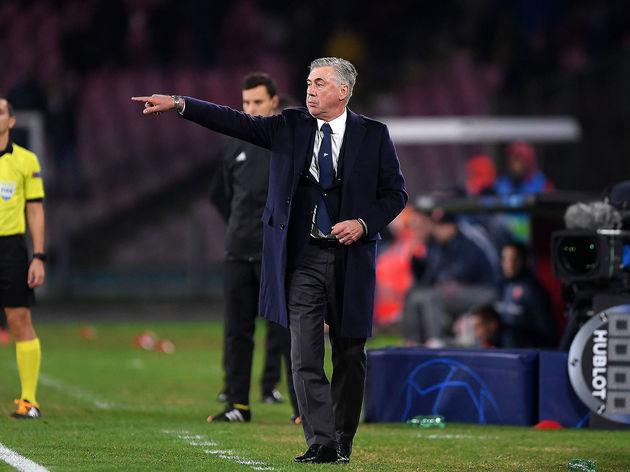 SSC Napoli v Red Star Belgrade - UEFA Champions League Group C