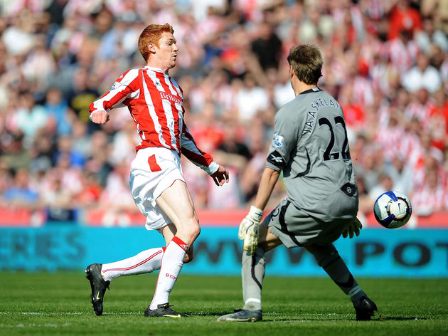 Stoke City v Bolton Wanderers - Premier League