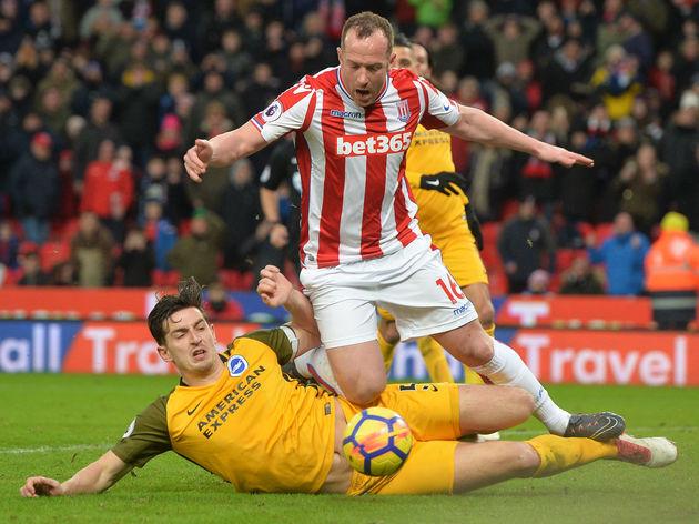 Stoke City v Brighton and Hove Albion - Premier League