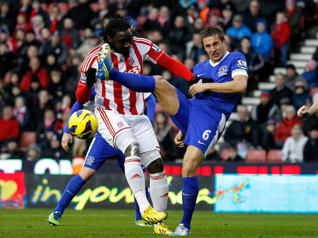 Kenwyne Jones,Phil Jagielka