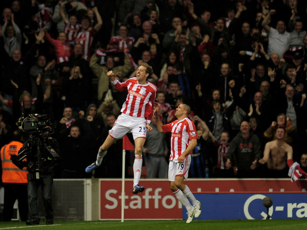 Peter Crouch,Jonathan Walters