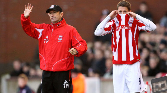 James Beattie,Tony Pulis