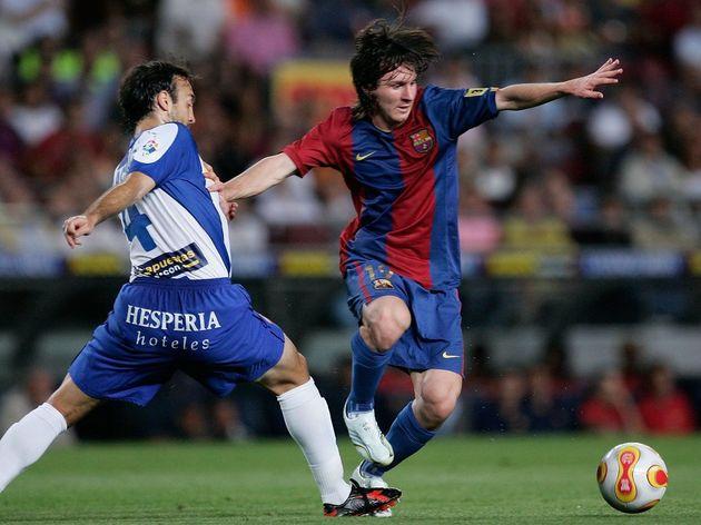 Lionel Messi,Jose Maria Lacruz