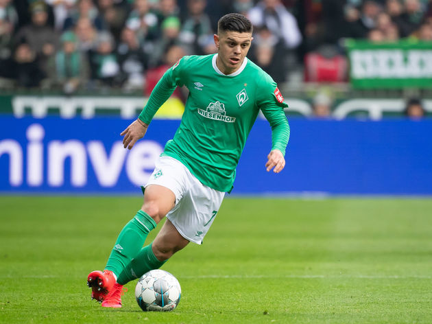 Who Is Milot Rashica? Everything to Know About the Werder Bremen Forward Linked With Liverpool | 90min