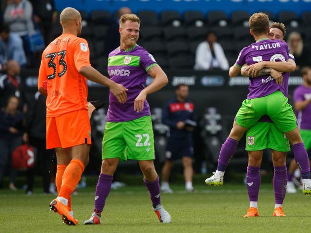 Swansea City v Bristol City - Sky Bet Championship