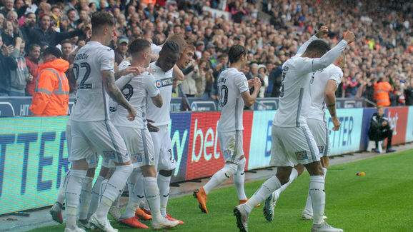 Swansea City v Preston North End - Sky Bet Championship