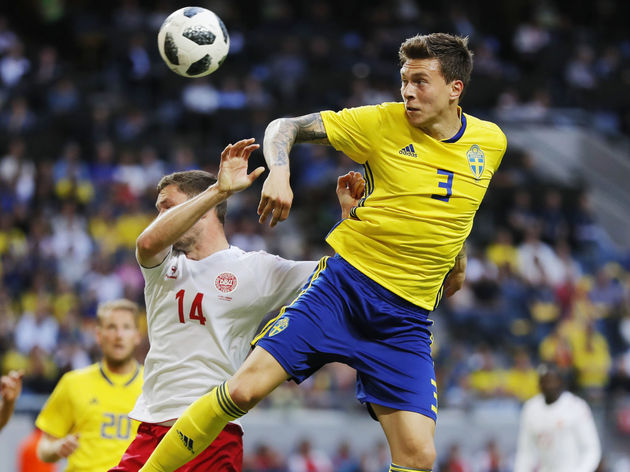Sweden v Denmark - International Friendly