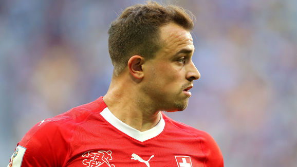 Xherdan Shaqiri Set for Liverpool Medical as Reds Close in on Third Summer Signing