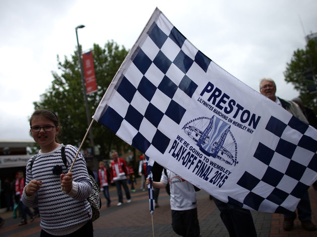 Swindon Town v Preston North End - Sky Bet League One Playoff Final