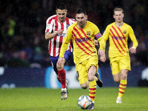 Lionel Messi,Vitolo
