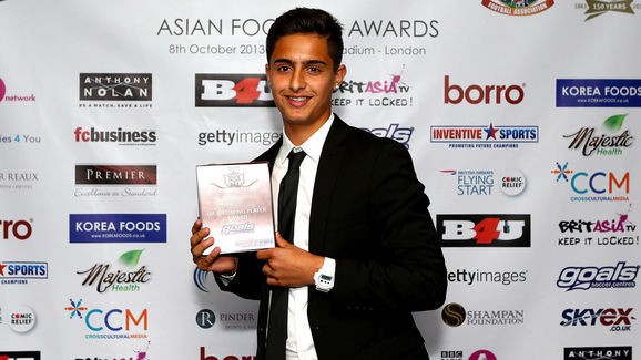 The Second Annual Asian Football Awards