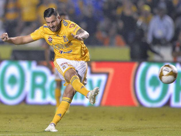 Tigres UANL v Pumas UNAM - Playoffs Torneo Apertura 2018 Liga MX