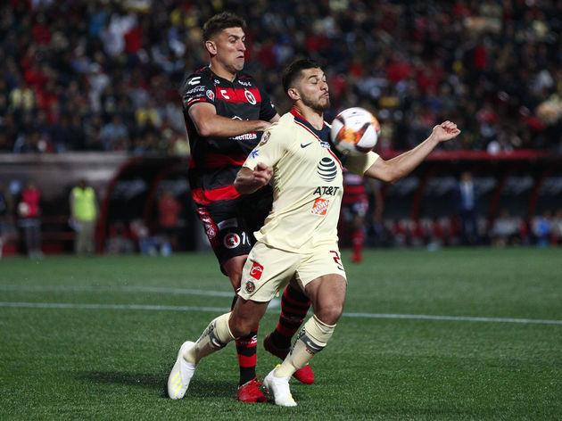 Diego Braghieri,Henry Martín - Soccer Forward