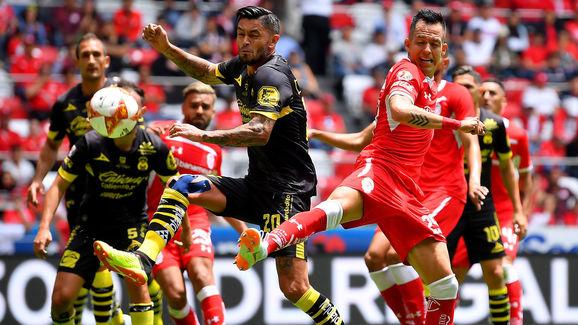 Toluca v Morelia - Torneo Apertura 2018 Liga MX