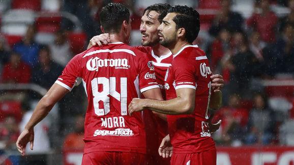 Toluca v Tijuana - Copa MX Apretura 2018