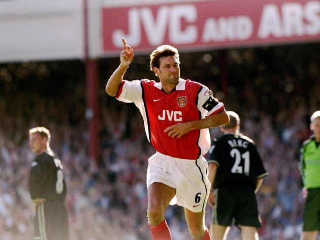 low priced 79342 2e2cf Suits You: Arsenal's 8 Best Kits of the Premier League Era ...