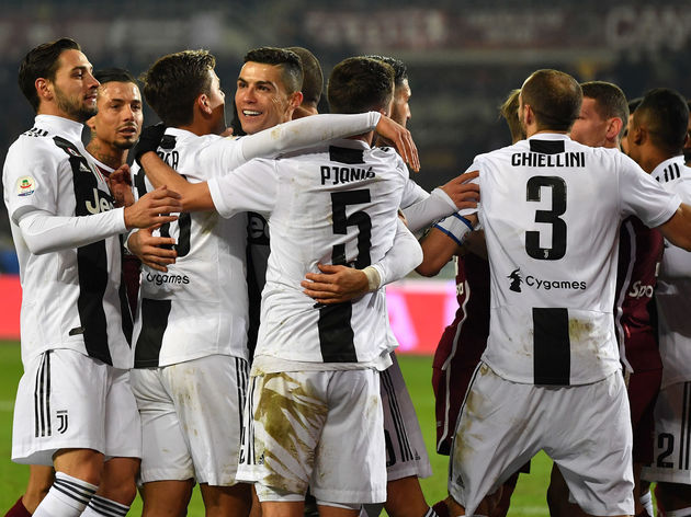 Serie A Giants Juventus Announce Massive New Commercial Deal With ... c72fc65eb