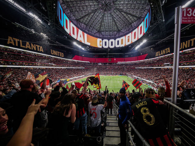 Toronto FC v Atlanta United - Eastern Conference Finals