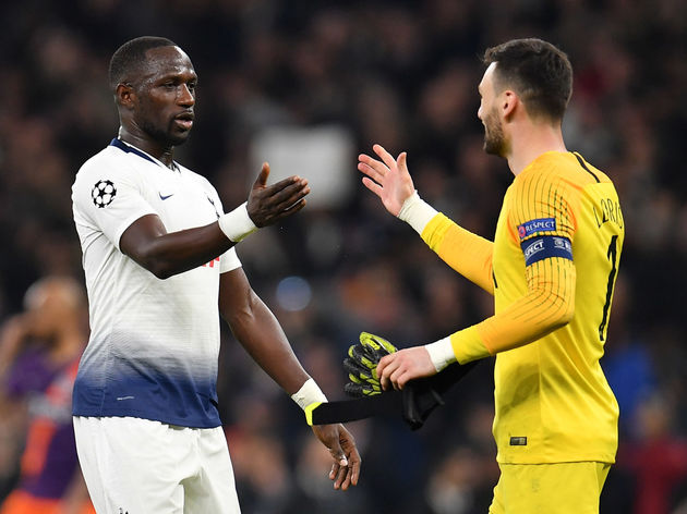 Moussa Sissoko,Hugo Lloris
