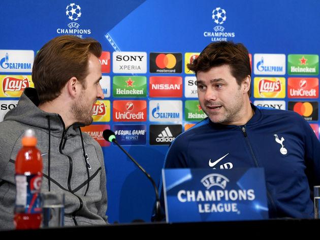 Tottenham Hotspur FC Press Conference