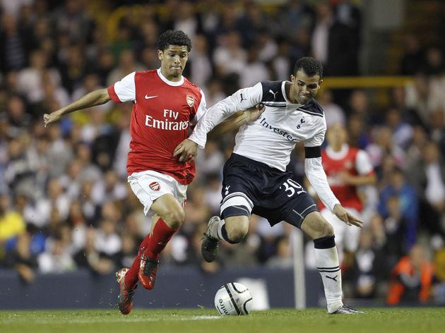 Tottenham Hotspur's Brazilian player San