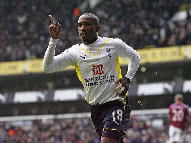 Tottenham Hotspur's English striker Jerm