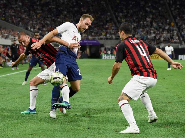 PSG Set to Offer Tottenham £100m For Midfield Star Christian Eriksen Ahead of Transfer Deadline