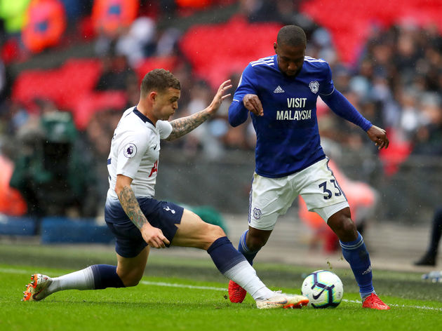 Junior Hoilett,Kieran Trippier