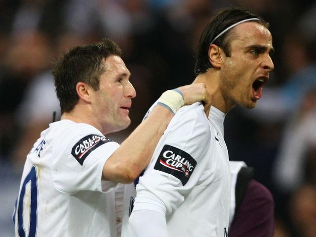 Tottenham Hotspur v Chelsea - Carling Cup Final
