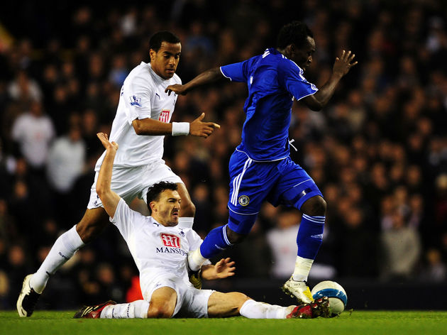 Steed Malbranque,Michael Essien