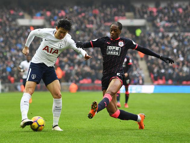 Tottenham Hotspur v Huddersfield Town - Premier League