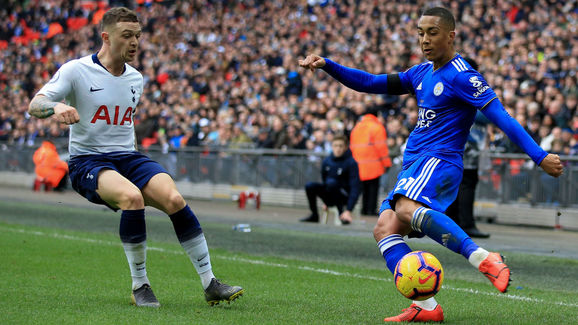 Youri Tielemans,Hugo Lloris