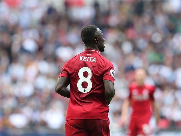 'I'm So Lucky': Naby Keita Hails Liverpool Teammates