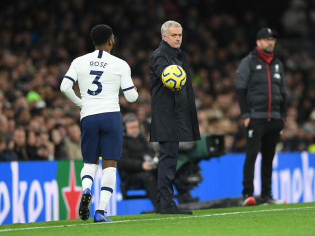 Jose Mourinho,Danny Rose