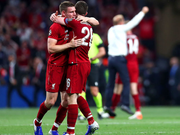 James Milner Pinpoints Moment Liverpool Fans Fell in Love With Andy