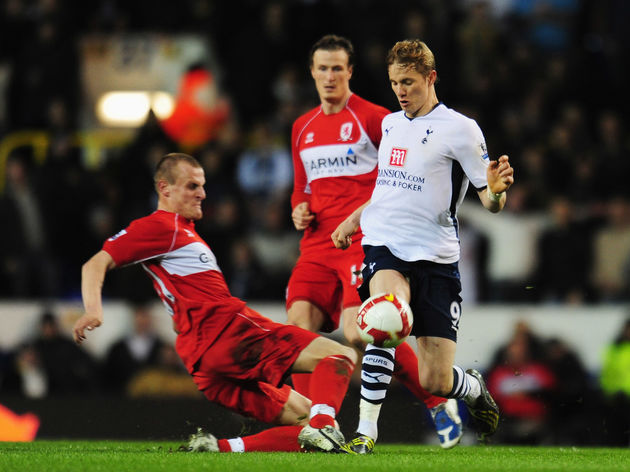 Tottenham Hotspur v Middlesbrough - Premier League