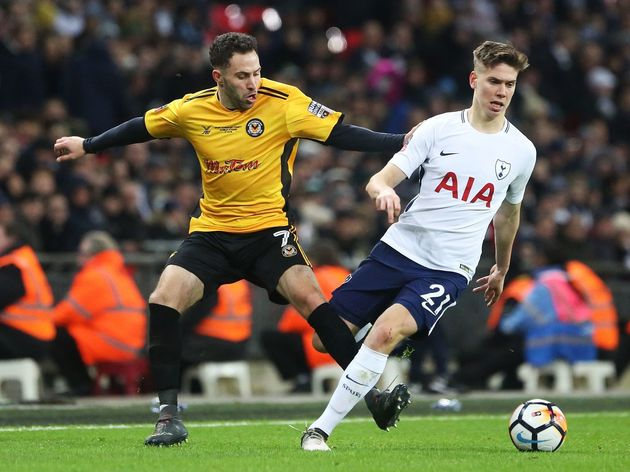 Tottenham Hotspur v Newport County - Fly Emirates FA Cup Round Four Replay