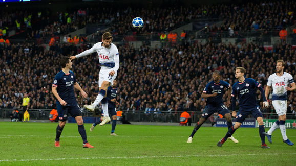 Tottenham Hotspur v PSV - UEFA Champions League Group B