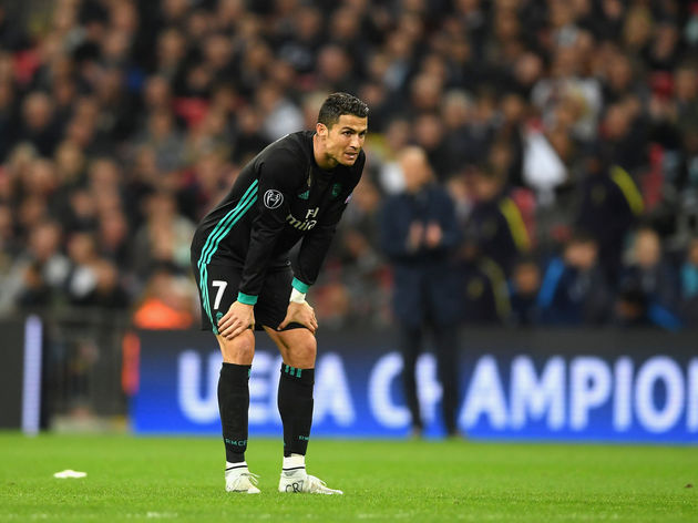 Tottenham Hotspur v Real Madrid - UEFA Champions League