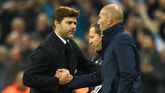 Mauricio Pochettino,Zinedine Zidane