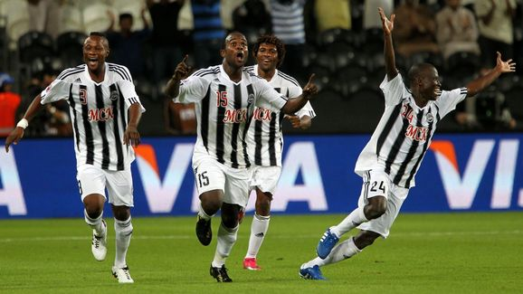 Tout Puissant Mazembe player Dioko Kaluy