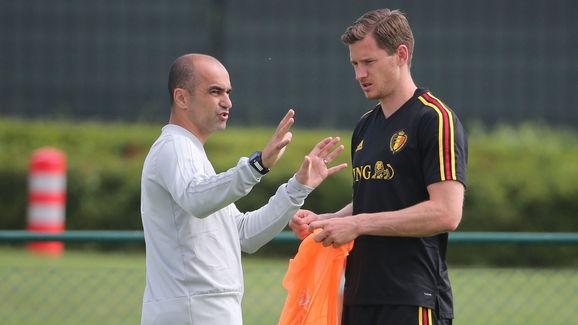 Training Belgium