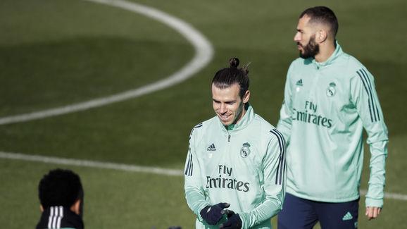 Gareth Bale,Karim Benzema