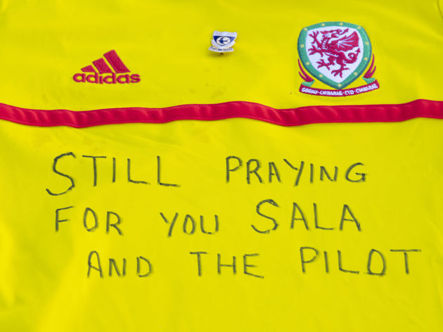 Search for Cardiff Striker Emiliano Sala Becomes 'Recovery Operation' Following Plane Disappearance
