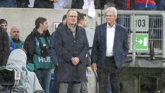 Karl-Heinz Rummenigge,Dietmar Hopp