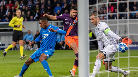 TSG 1899 Hoffenheim v Manchester City - UEFA Champions League Group F