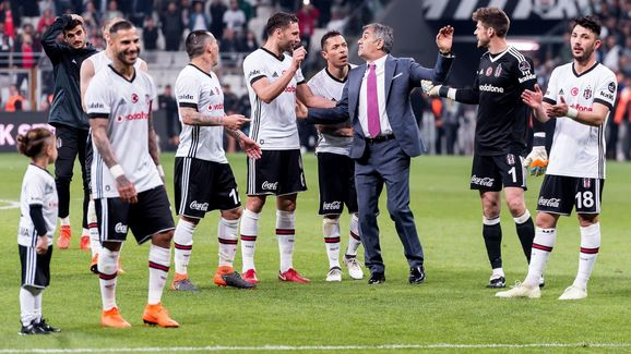 Turkish Spor Toto Super Lig'Besiktas AS v Evkur Yeni Malatyaspor'