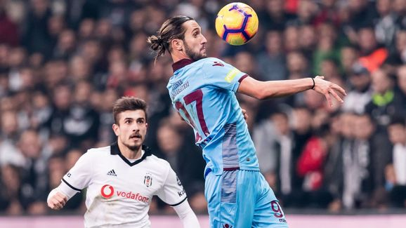 Turkish Spor Toto Super Lig'Besiktas AS v Trabzonspor AS'